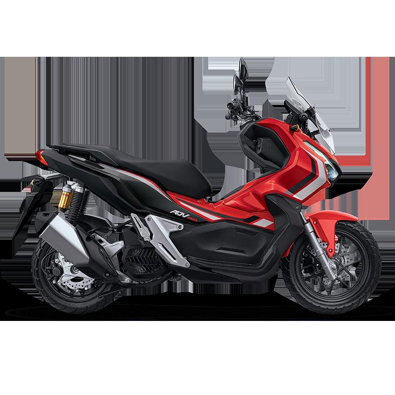 Honda Advance 150 RED 2019 (New)